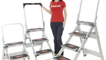 Top 10 Best Step Ladders 2020 – Expert Review & Guide