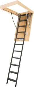 FAKRO LMS 66869 Insulated Steel Attic Ladder