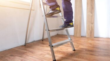 Different Types of Ladders: Their Uses and Benefits