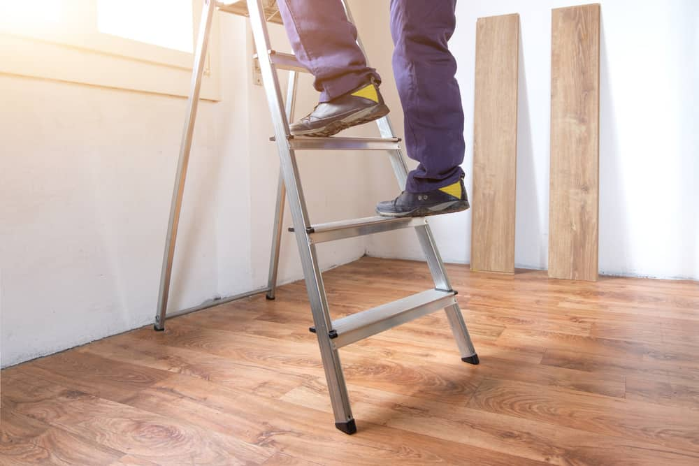 Types of Ladder Materials