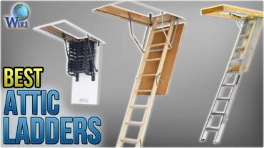 Top 10 Best Attic Ladder 2020 – Expert Review & Guide