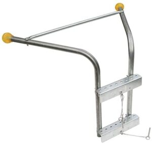 Roof Zone 19-Inch Stand-Off Extension Ladder Stabilizer