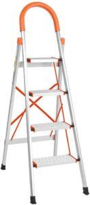 LUISLADDERS Aluminum Home Ladder