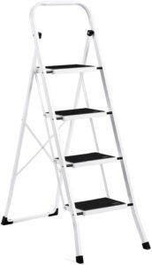 ACKO 4-Step Ladder with Convenient Handgrip