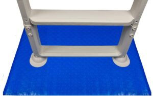 Aqua Select 9-Inch-by-24-Inch Swimming Pool Ladder Mat