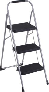 Cosco 11408PBL1E Step Ladder with Rubber Hand Grip