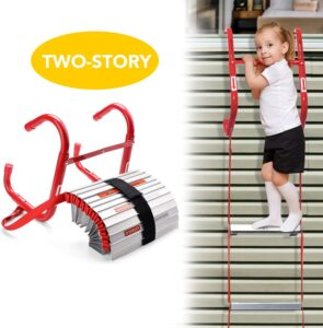 DELXO Fire Escape Ladder