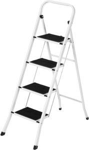 Best Choice 4-Step Ladder with Platform Steps