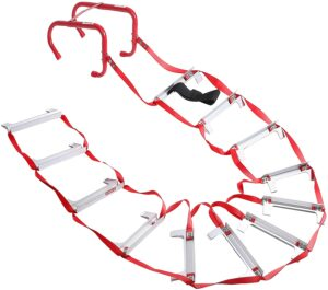 Hynawin Emergency Fire Escape Ladder