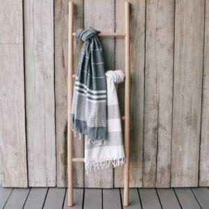 Sandstone & Sage Blanket-Ladder