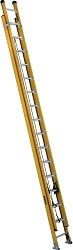 DeWalt DXL3420-16PG 16-Foot Fiberglass Extension Ladder