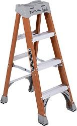 Louisville Ladder FS1504 Fiberglass Ladder