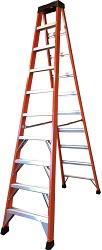 Tradecraft 10 Fiberglass Step Ladder